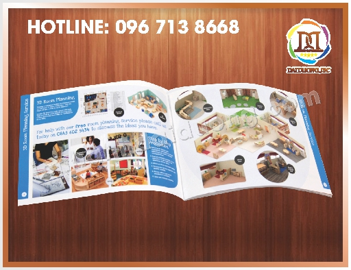 Cong Ty In Catalogue Dep