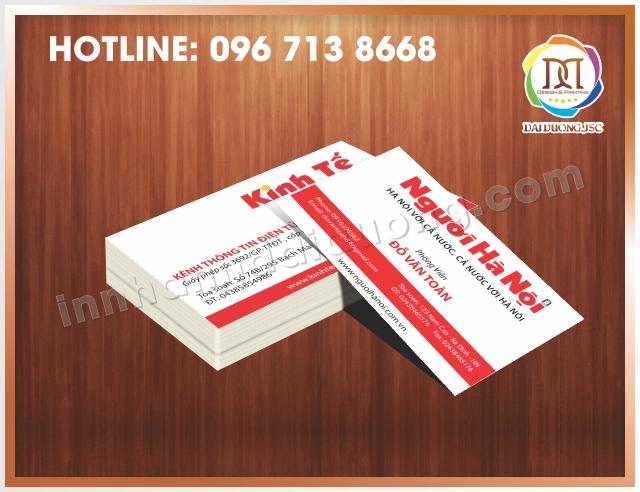In Card Visit Tai Ha Noi 1