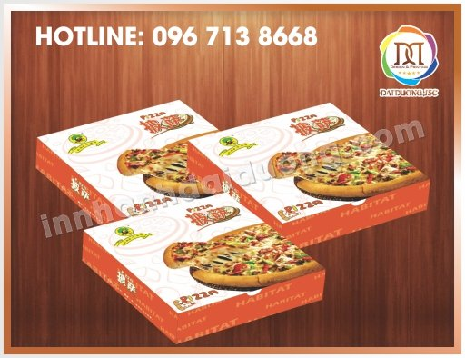 Dia Chi In Hop Pizza Lay Ngay
