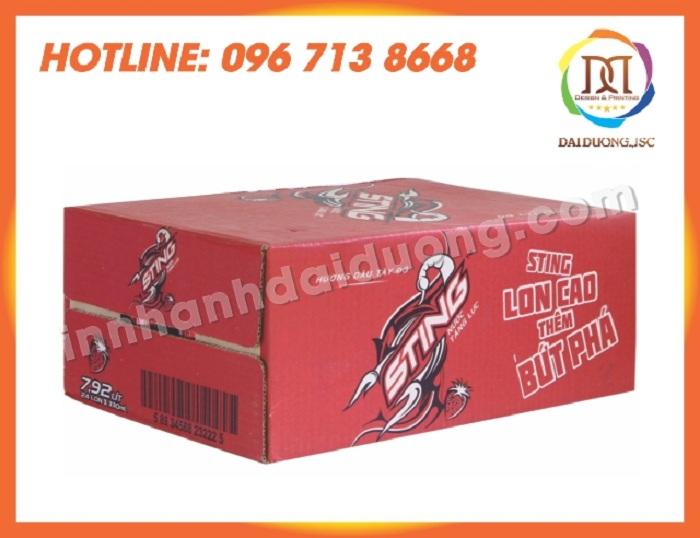 Dia Chi In Thung Carton Tai Cau Giay