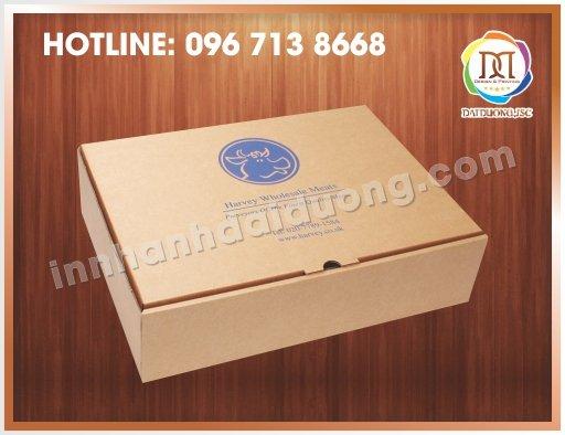 Dia Chi Lam Thung Carton