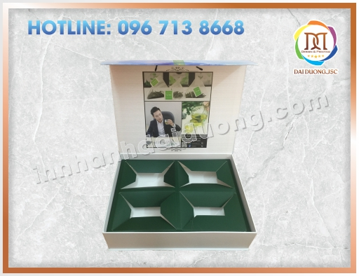 Xưởng in hộp carton lạnh giá rẻ tại Hà Nội