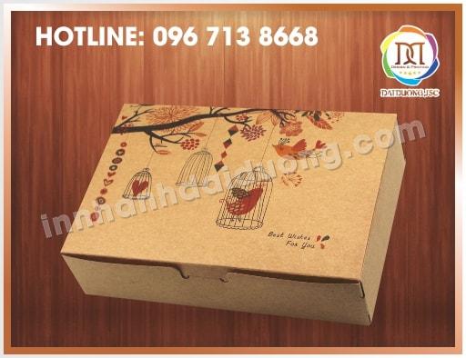 Hộp Carton Nhỏ Tại Hà Nội