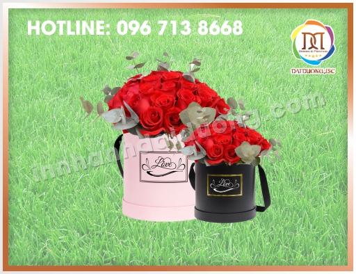 Hộp đựng hoa hồng tại Hà Nội