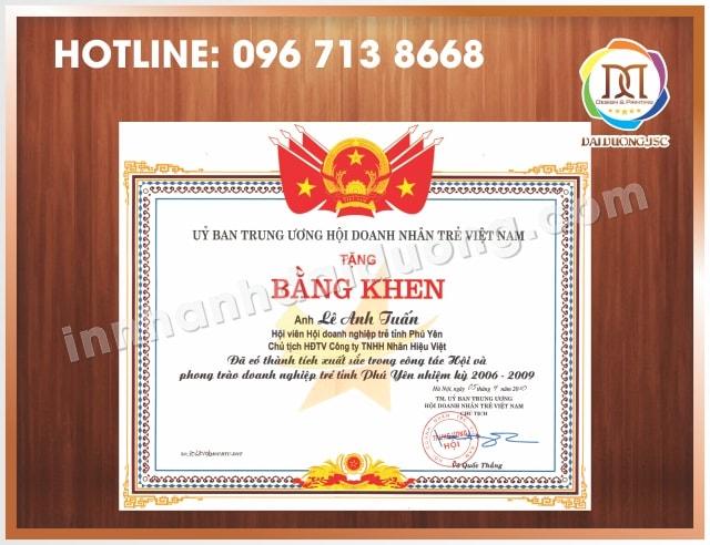 In Bang Khen Giay Khen Gia Re 2