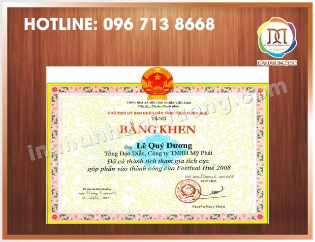 In Bang Khen Giay Khen Gia Re Tai Ha Noi 2