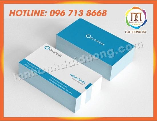In Card Visit Gia Re Tai Hai Duong 1