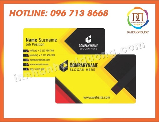In Card Visit Gia Re Tai Nghe An 1