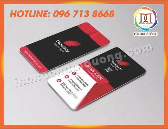In Card Visit Tai Hai Duong 2