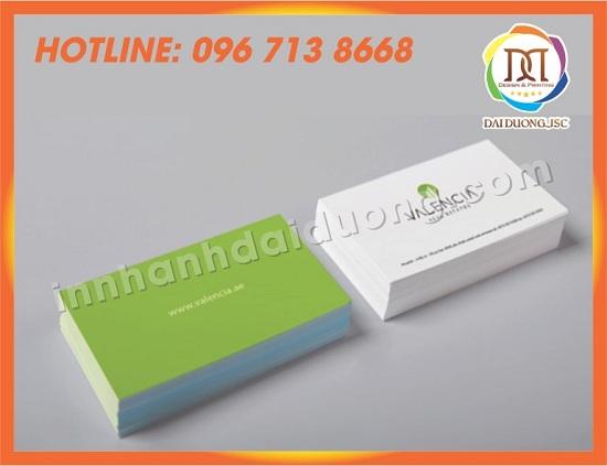 In Card Visit Tai Thanh Hoa 2