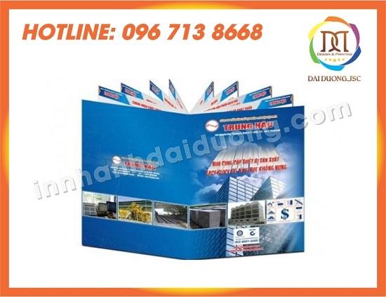 In Catalogue Gia Re Tai Thai Binh