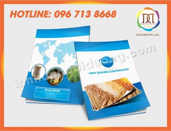 In Catalogue Tai Thai Binh