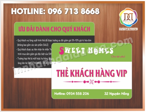 In The Nhua The Khach Hang Vip