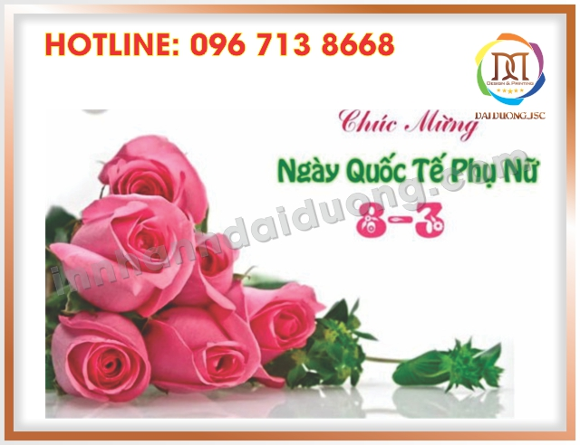 In Thiep Chuc Mung 8 3 Dep Nhat Tai Thanh Xuan 1