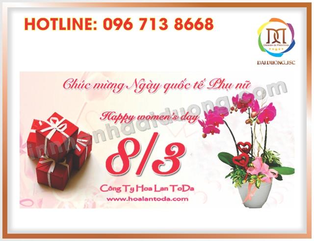 In Thiep Chuc Mung 8 3 Gia Re Tai Cau Giay 1