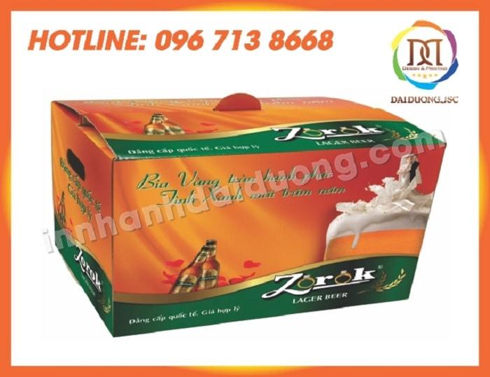 In Thung Carton Gia Re Nhat Tai Ha Dong 2