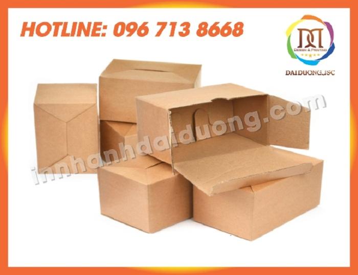 In Thung Carton Gia Re Tai Thanh Xuan