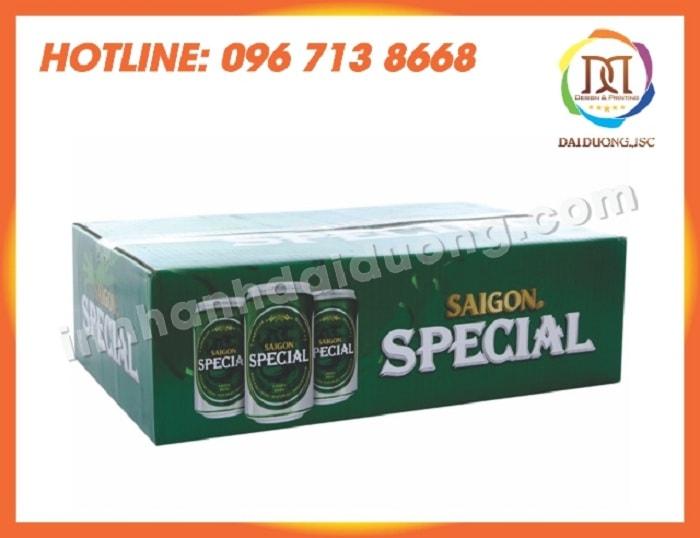 In Thung Carton Lay Ngay Tai Ha Dong 3