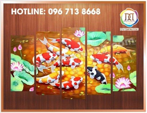 In Tranh Ghep Lay Ngay Tai Ha Noi 2