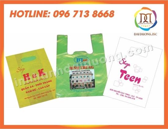 In Túi Shop Thời Trang Giá Rẻ Tại Hà Nội