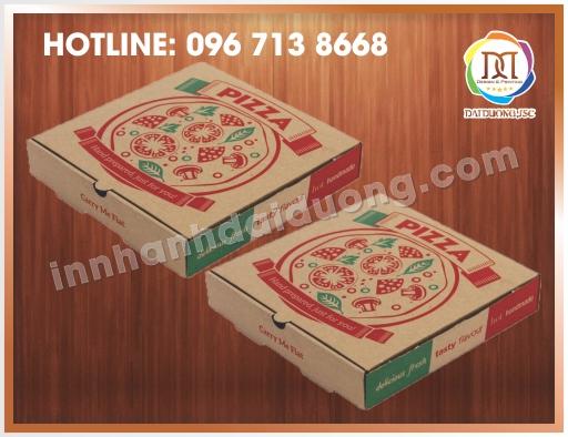 Làm Hộp Pizza Tại Hà Nội