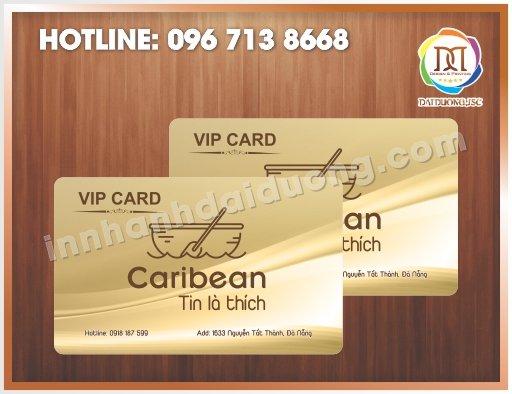 Mau The Vip Card