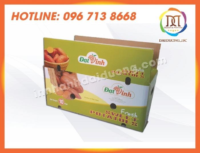 Xuong Lam Thung Carton Gia Re Tai Thanh Xuan 2